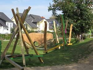 Spielplatzprojekt in Bonn-Beuel